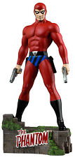 """THE PHANTOM: The Ghost Who Walks - 12"""" Red Suit Variant Statue (Ikon) #NEW"""