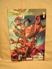 The Ultimates 2 Issue 1 Millar, Hitch, and Neary Marvel PSR* Direct Edition
