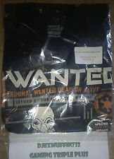 FUNKO STAR WARS PONDA WANTED CREW NECK T-SHIRT (SIZE: LARGE) SMUGGLER'S BOUNTY