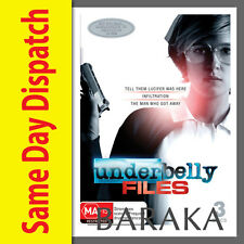 Underbelly: Files - Telemovies R4 (NOT FOR SALE IN NSW)