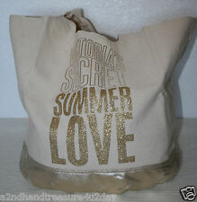 VICTORIA'S SECRET Summer Love Pink Beach Travel School Gym Pool Bag Tote Carry