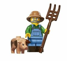 NEW LEGO MINIFIGURE​​S SERIES 15 71011 - Farmer