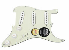 920D Custom Loaded Pickguard for Strat w/ Fender CS '69 / Fat '50s MG/WH