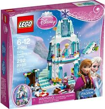 LEGO Disney Princess Frozen - 41062 Elsas funkelnder Palazzo di ghiaccio m. Anna