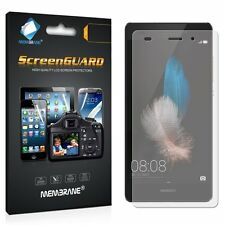 3 ANTI GLARE / MATTE 100% Membrane Screen Protector For Huawei P8 Lite