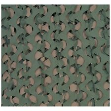 LARGE CAMO NET Pigeon Blind Hide leaf cut camouflage cover 3D