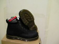 Dr martens boots forge st awwoblk Black size 12 us steel toe new with box