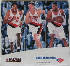 Portland Trailblazers MOUSEPAD 1999-2000 Game Handout SCOTTY PIPPEN Blazers SGA