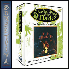 ARE YOU AFRAID OF THE DARK -COMPLETE SERIES 3 & 4 ** BRAND NEW DVD**
