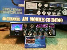 Galaxy 939, Purple Displays, DUAL finals, Super tuned,New CB RADIO,turbo Echo