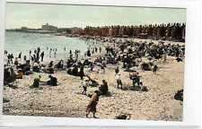 (Lc1288-402) South Beach from South Pier, LOWESTOFT Unused c1920 VG-EX,