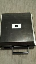 Vintage Kodak 475 Moviedeck Super 8 Reg 8 Projector Americana Clean Case