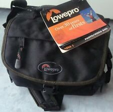 Lowepro NOVA 1 Photo/Video padded  bag for Camera, Lenses and accessories