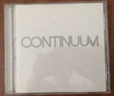 JOHN MAYER Continuum CD ALT COVER ART