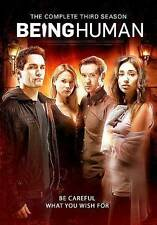 Being Human: The Complete Third Series (DVD, 2014, 4-Disc Set)