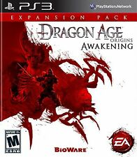 Dragon Age Origins Awakening Expansion Pack  PS3