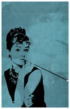 Breakfast At Tiffany's Poster Art Print by Poster Heaven 11x17 Limited Edition