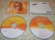 Taylor Swift ‎– Beautiful Eyes CD-DVD