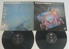 2LP Carl Michaels - Exile Of Mankind - Veit Marvos - Octopus Woman Omega Man