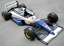 1/10 1994 F1 Williams FW16 Senna RC car body with decal for Tamiya F103 F104W