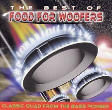 BASS MEKANIK-The Best Of Food For Woofers CD NEW