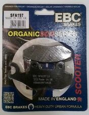 SYM Euro MX 125 (2002 to 2009) EBC REAR Disc Brake Pads (SFA197) (1 Set)