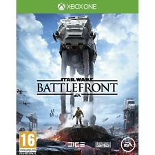 Star wars battlefront jeu xbox one neuf