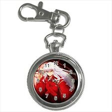 Inuyasha Pocket Watch Keychain - Anime Manga