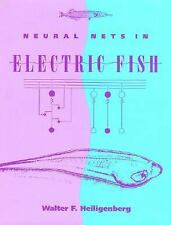 Neural Nets in Electric Fish (Computational Neuroscience)