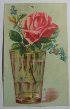 1800'S VICTORIAN TRADE CARD NEW ENGLAND ASSOCIATES SPECIALISTS GENERAL PRACTICE
