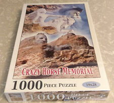 Crazy Horse Memorial 1000 Piece Jigsaw Puzzle NEW Indian Native American