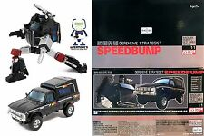Transformers BadCube OTS-11 Speedbump aka Masterpiece MP Trailbreaker MISB