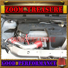 RED 2005-2010/05-10 CHEVY COBALT BASE/LS/LT/XFE 2.2 2.2L I4 COLD AIR INTAKE