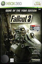 Fallout 3 -- Game of the Year Edition Xbox 360 AUS PAL BRAND NEW FACTORY SEALED