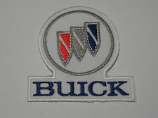 MOTORSPORTS MOTOR RACING SEW ON / IRON ON PATCH:- BUICK (b) GENERAL MOTORS
