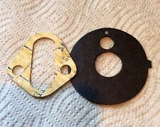 NOS Ford Boss 429 R/M fuel pump gasket & C9AZ oil adapter fibre gasket w/ tab.