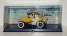 Tim und Struppi Modellauto Ford Model T 1:43 Kongo Tintin Atlas Collection