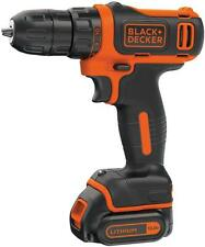 BLACK Decker - & bdcdd 12-gb - 10.8v Li-Ion trapano