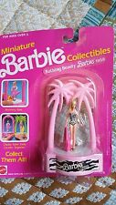 Miniature Barbie collectibles bathing beauty Barbie 1959 #7478 NEW
