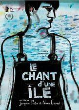 Affiche 40x60cm LE CHANT D'UNE ÎLE (RABO DE PEIXE) 2015 Pinto, Leonel NEUVE