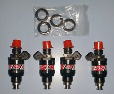 RC Engineering PL4-1000H Injectors for Honda Acura B-Series 1000cc Set of 4
