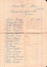 UNIONE U.A.C. CAMPANILE MADONNA DELLA GUARDIA ALASSIO OFFERTE  3-115