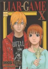 LIAR GAME tome 10 Shinobu Kaitani