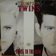 DISQUE VINYLE - 33 Tours -  Thompson Twins - Close to the bone - Arista