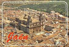 Spain Jaen Vista parcial y Catedral Aerea Cathedral Airview