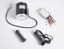 800 W 48 V electric scooter motor 1020 kit w base speed control & Thumb Throttle