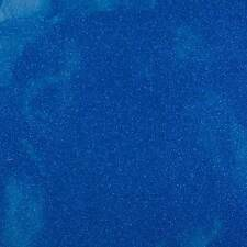 """Sparkle Glitter Vinyl Upholstery Fabric - Sold By The Yard - 54""""- Dark Blue"""