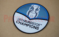 UEFA Euro 2012 - 2008 Champions Spain Football Sleeve Soccer Patch / Badge