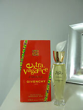 EXTRAVAGANCE d'Amarige Givenchy for women new in box 30ml Spray RARE