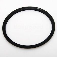 77mm Metal Ring Adapter For Cokin P Series Filter Holder UK Seller